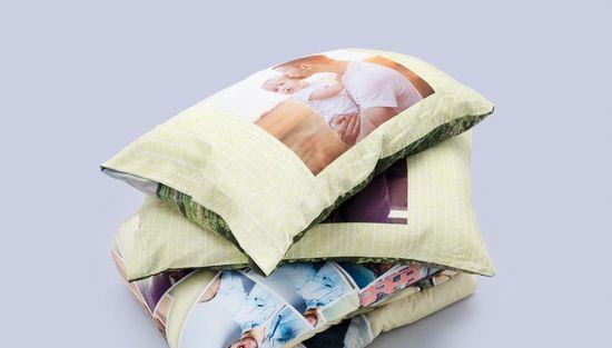 Personalisierte Bettwäsche