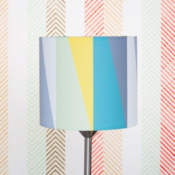 ランプシェード デザインプリント