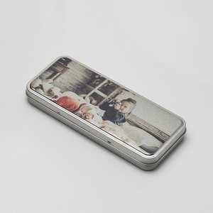 personalised pencil case box