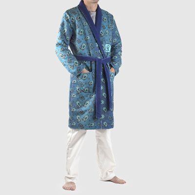 Valentine's Day custom bathrobe