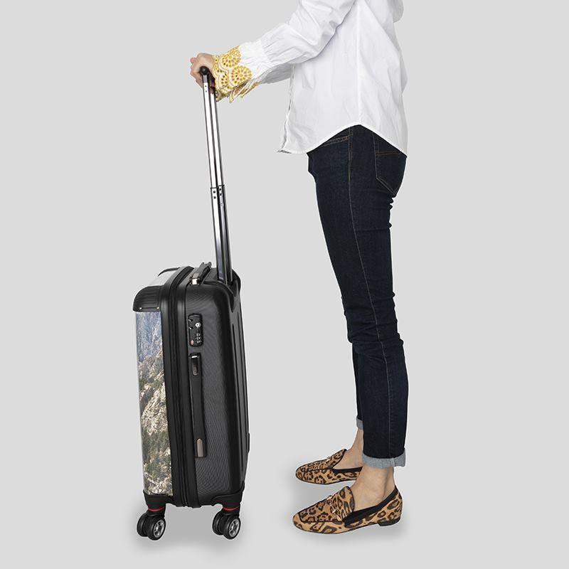 design your own custom suitcase