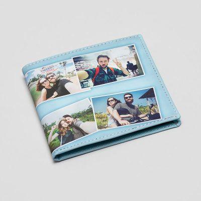 Plånbok med eget tryck