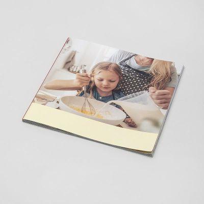 Fotobok med mjukt omslag