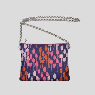 handväska med axelrem