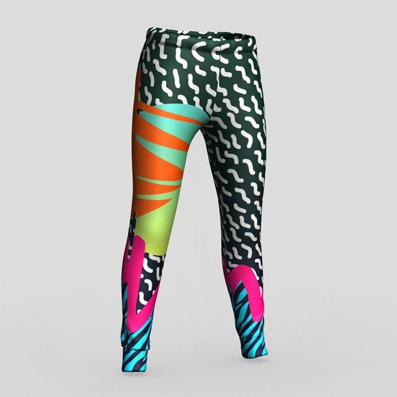 custom jogging pants