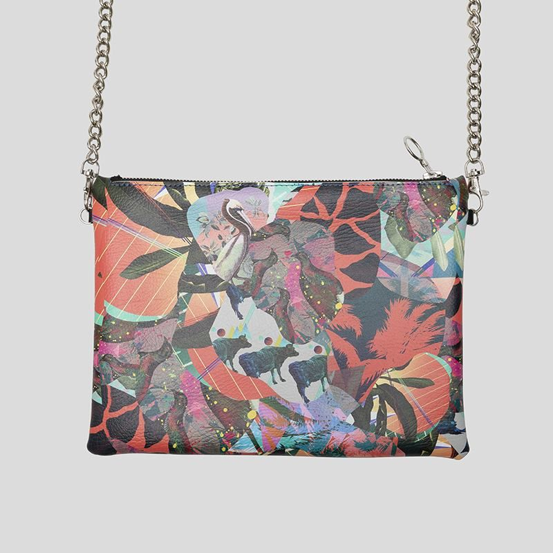 design your own chain crossbody bag