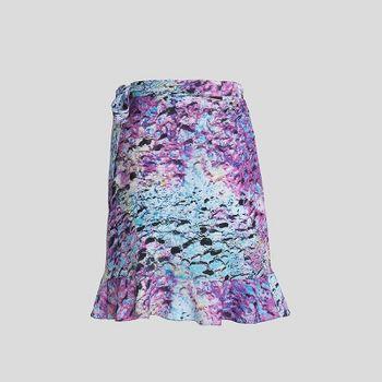 フラウンススカート