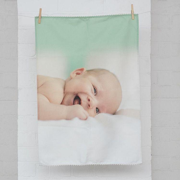 制作你的专属小方巾