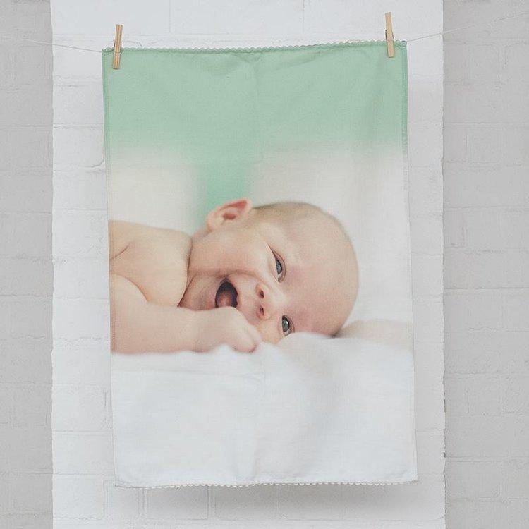 custom tea towels canada