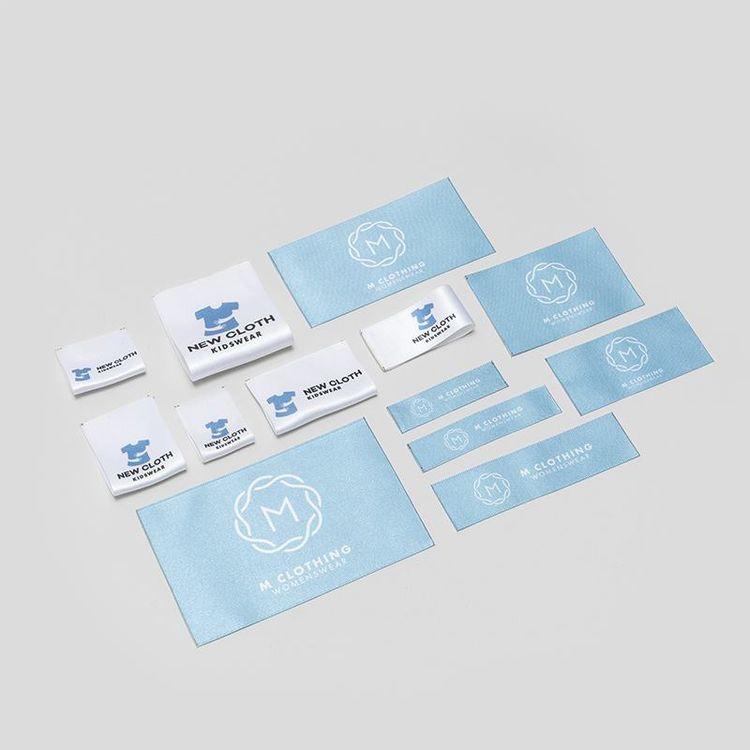 gepersonaliseerde stoffen labels