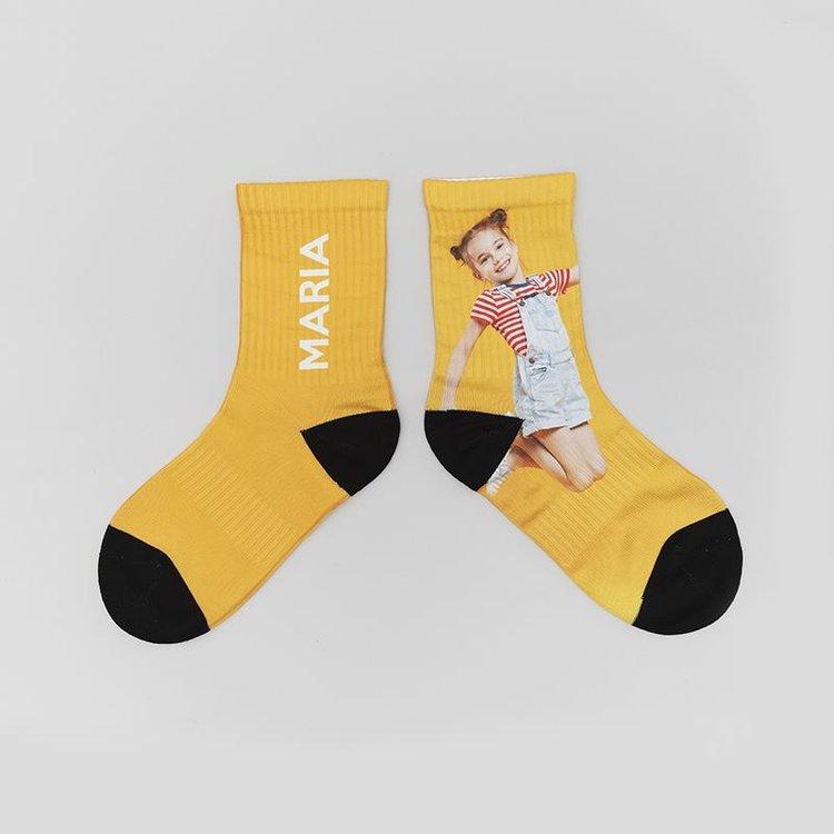 personalised name socks