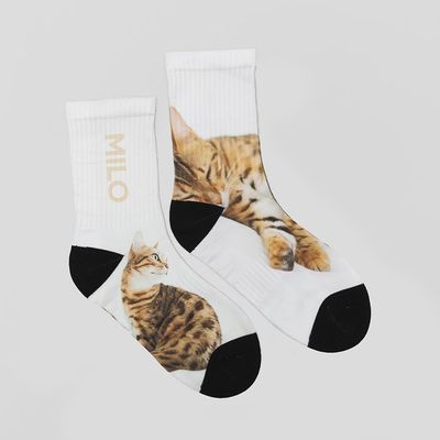 Socken bedrucken