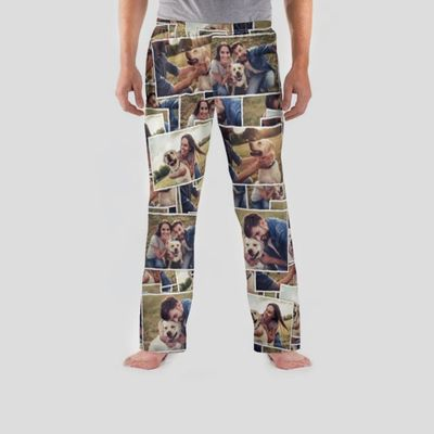 gepersonaliseerde pyjamabroek