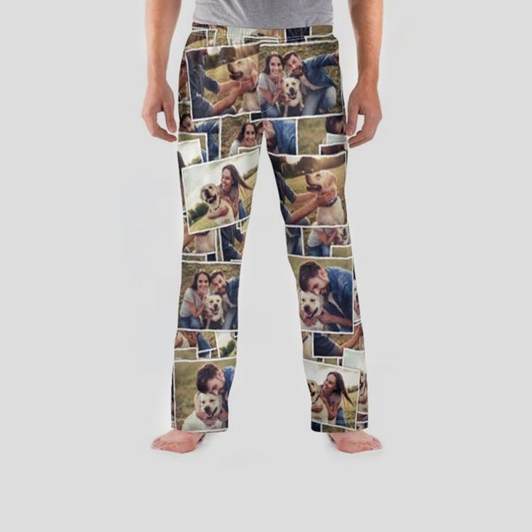 Custom Pajamas For Him