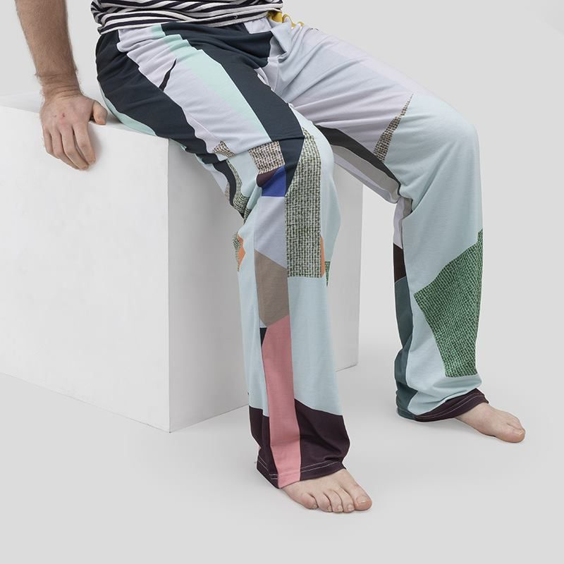 Personalized Cotton Pajama bottoms