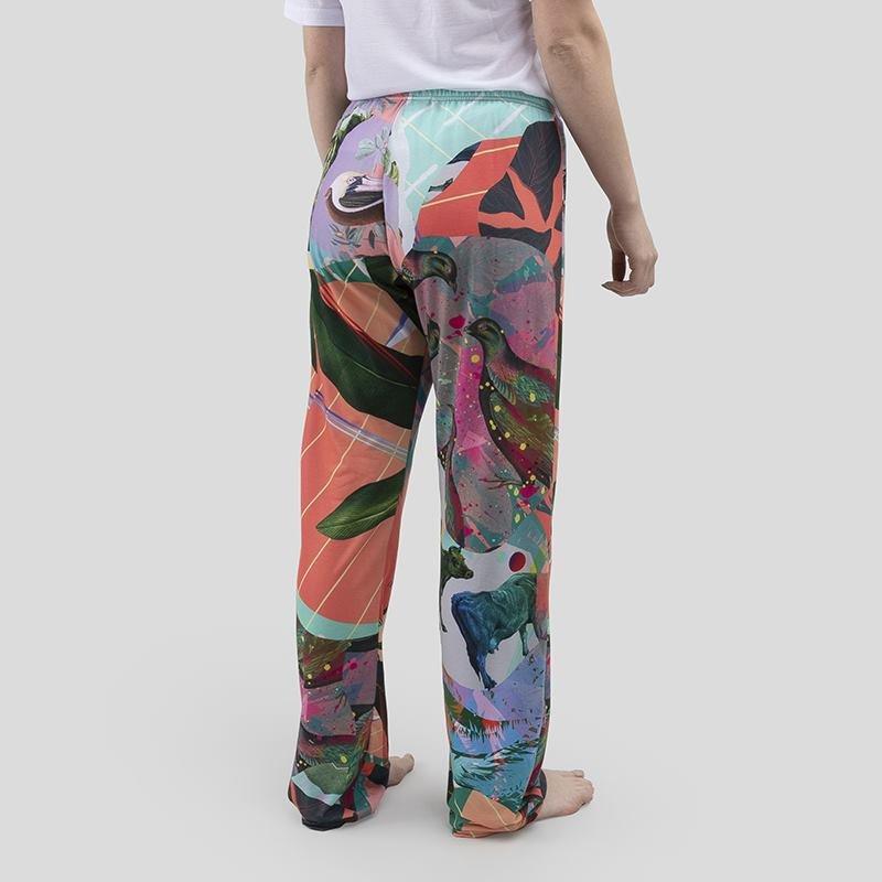 custom printed pyjama bottoms