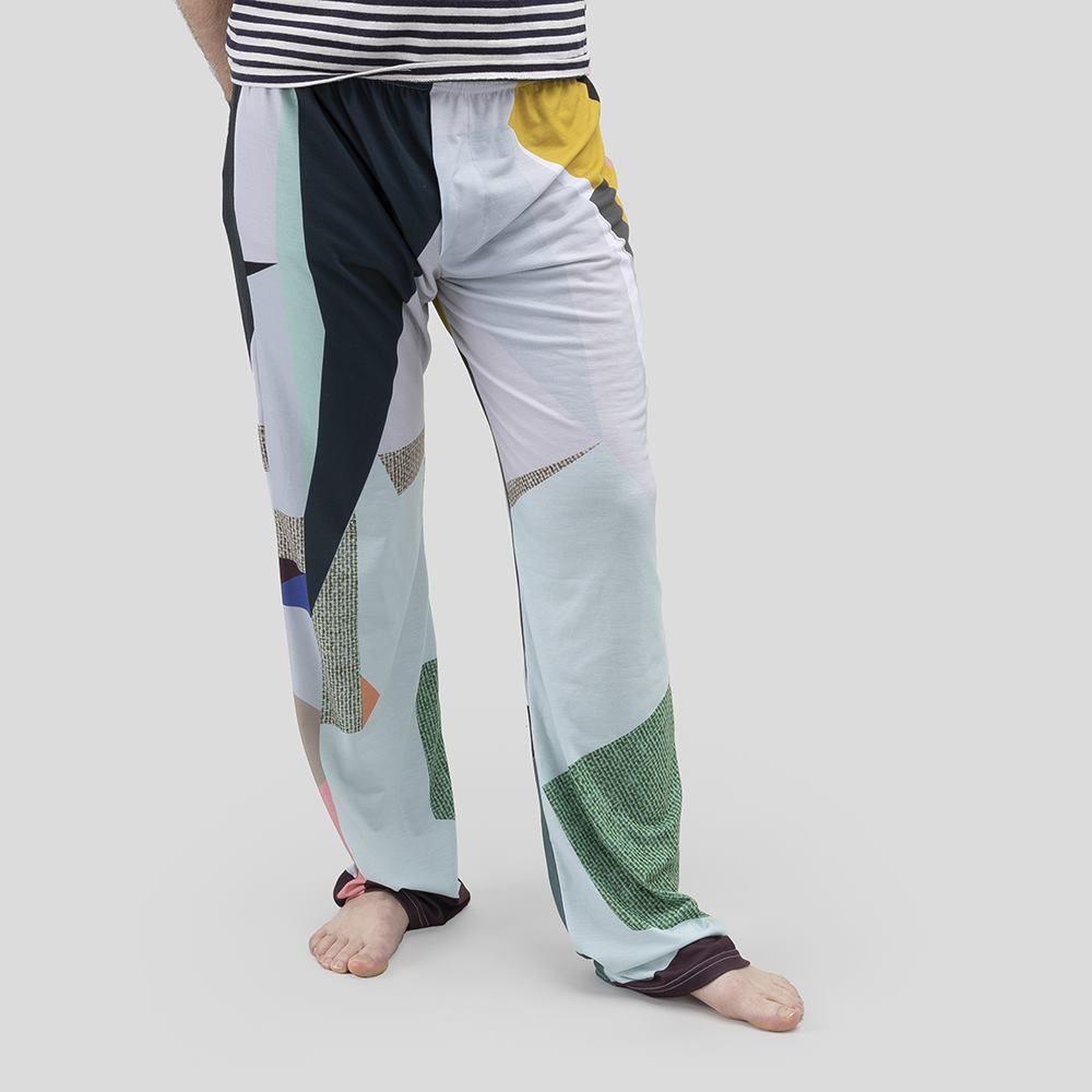 custom pajama bottoms for men