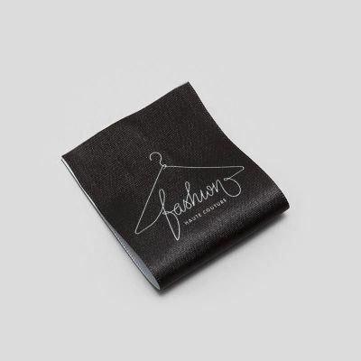 custom fabric name labels