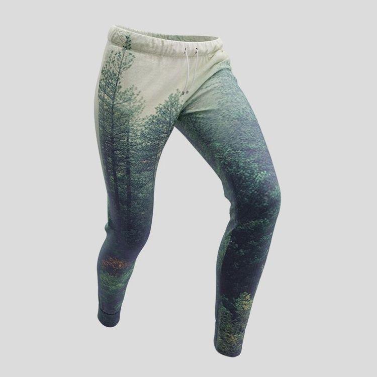 custom ladies jogger pants