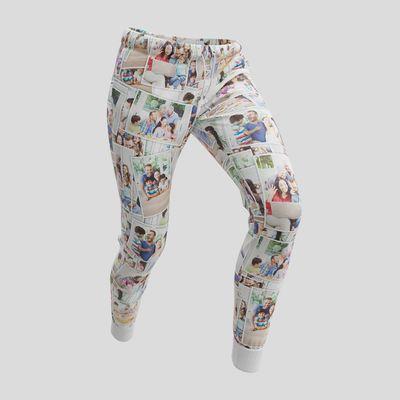 Pantalon de survêtement avec photos