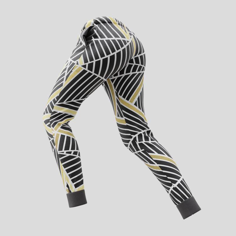printed jogging bottoms