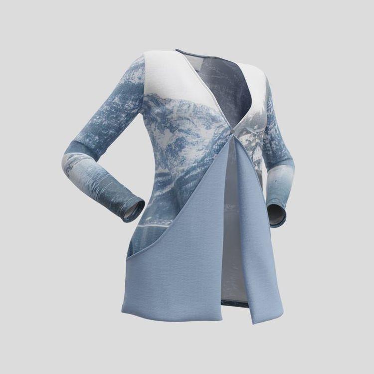 chaqueta personalizada con bolsillos
