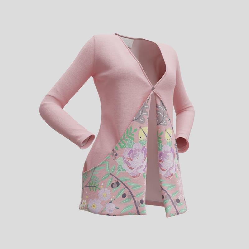 design your own cardigan