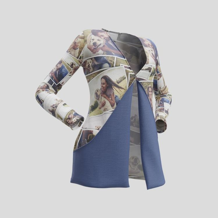 custom cardigan