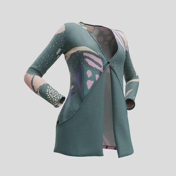 Cardigan personalizzato con tasche