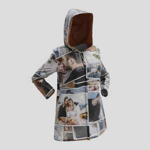 personalized rain jacket