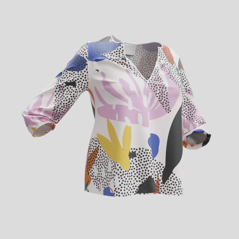 Custom blouses