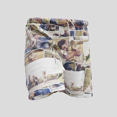 pantalón corto deportivo personalizado hombre