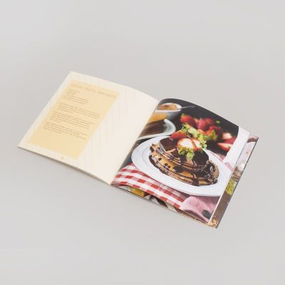 menu book