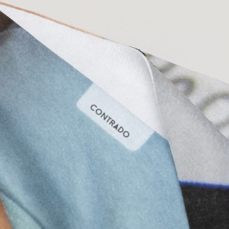 pet blanket with logo