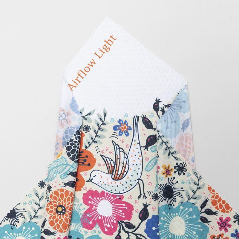 designer printed pattern