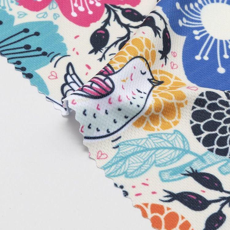 Printing On Mesh Fabric