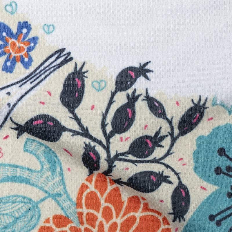printable sportswear fabric airflow