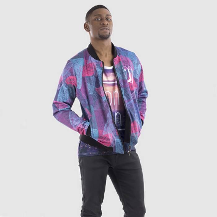 giacca bomber da uomo personalizzato