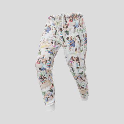 Pantaloni da uomo personalizzati