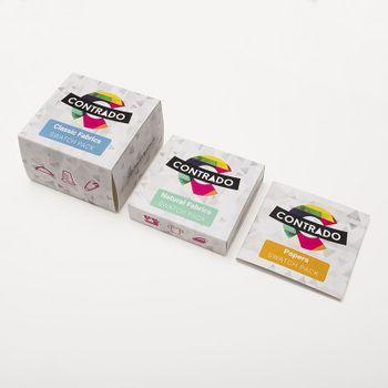 Pack d'échantillons de tissu