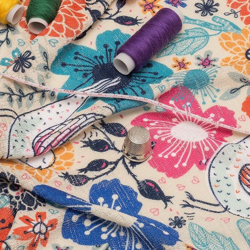 Jersey knit fabric UK