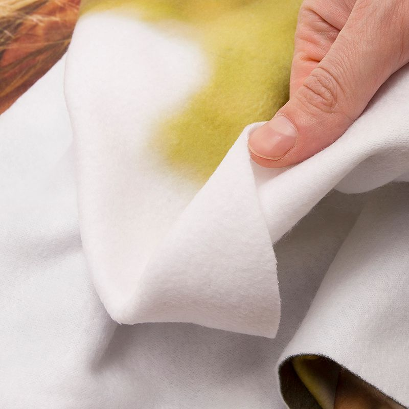 Custom Printed Pet Fleece Blankets