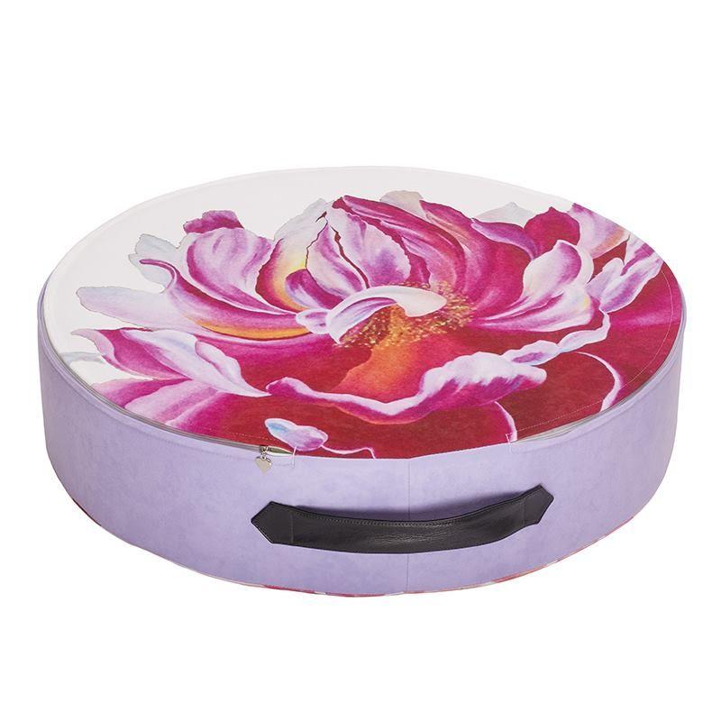 create your own round floor cushion