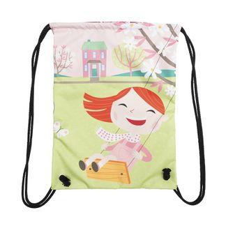 drawstring bag for nursery children