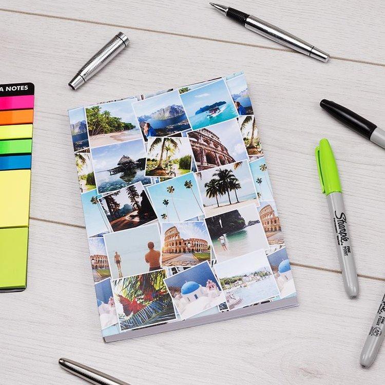 taschennotizbuch selbst gestalten personalisiertes notizbuch. Black Bedroom Furniture Sets. Home Design Ideas