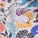 Twill de soie imprimé avec votre design