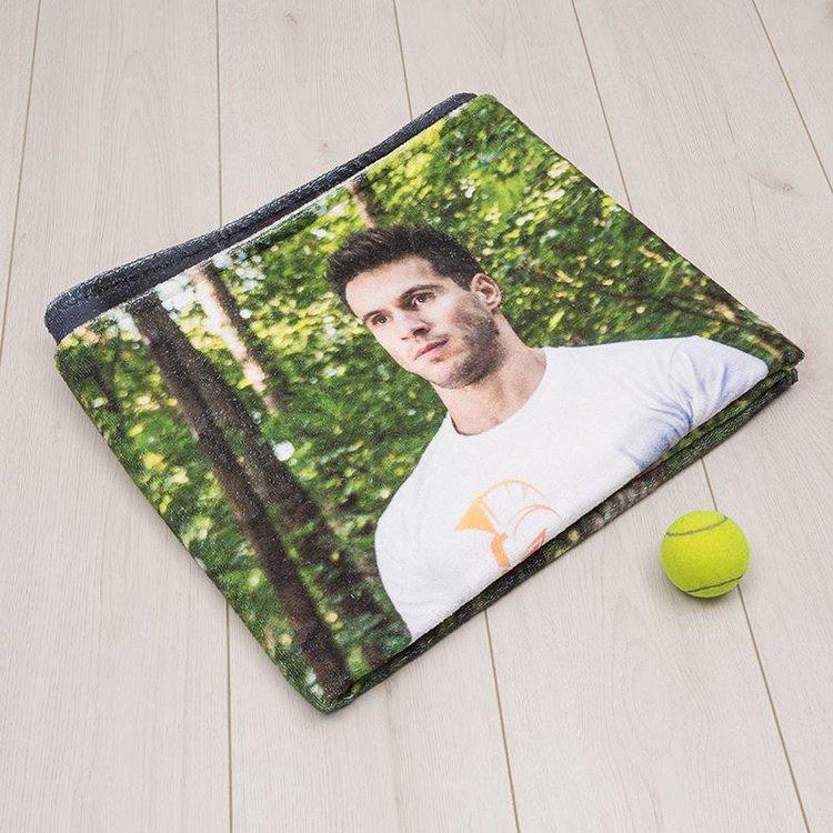 Best Mens Gym Towel: Personalised Gym Towel: 3 For 2 Absorbent Microfibre Towels