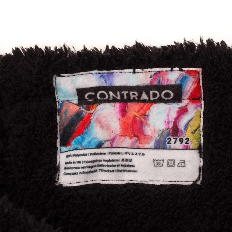 stampa la tua etichetta sullo snood personalizzato