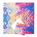 tangram mit abstraktem design beispiel