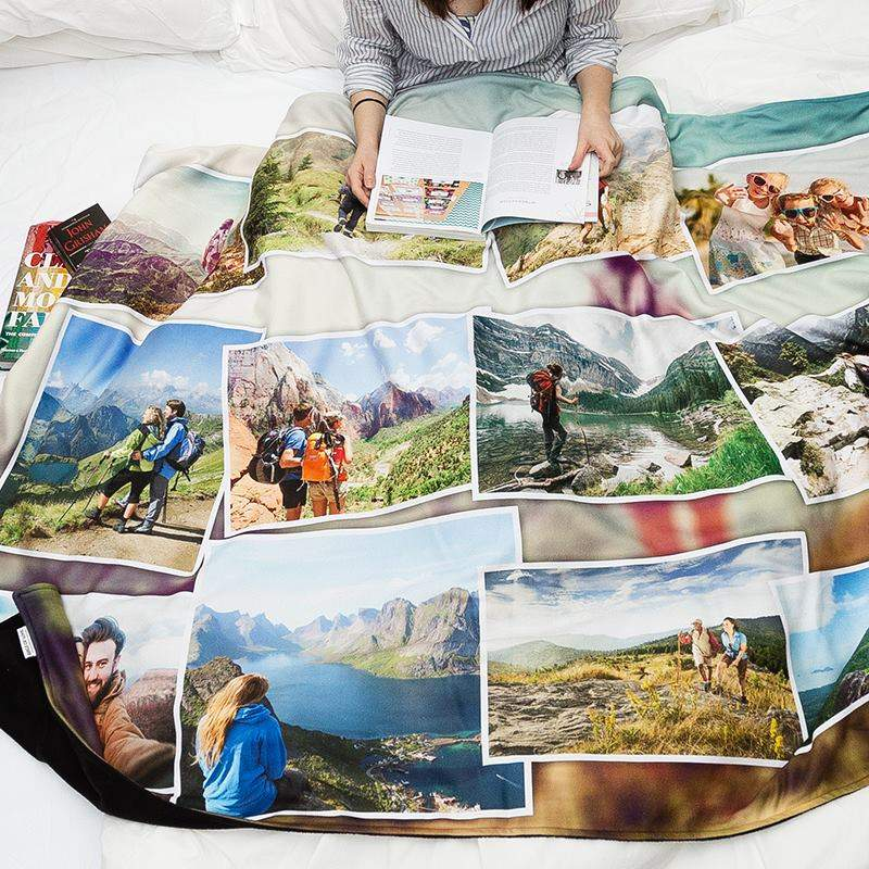 Plaid Personnalisé Photo : plaid personnalis cr er sa couverture polaire id e ~ Dode.kayakingforconservation.com Idées de Décoration